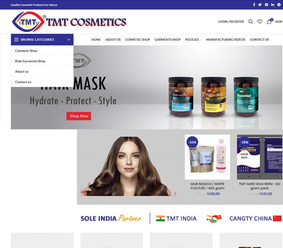 Website Design in faridabad